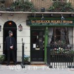 The Sherlock Holmes Museum @ London