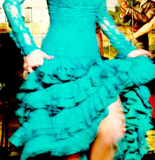 Flamenco @ Villa Rosa in Madrid