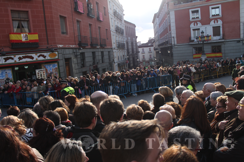 Before the Easter Procession @ Madrid