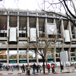 Santiago Bernabeu Stadium @ Madrid