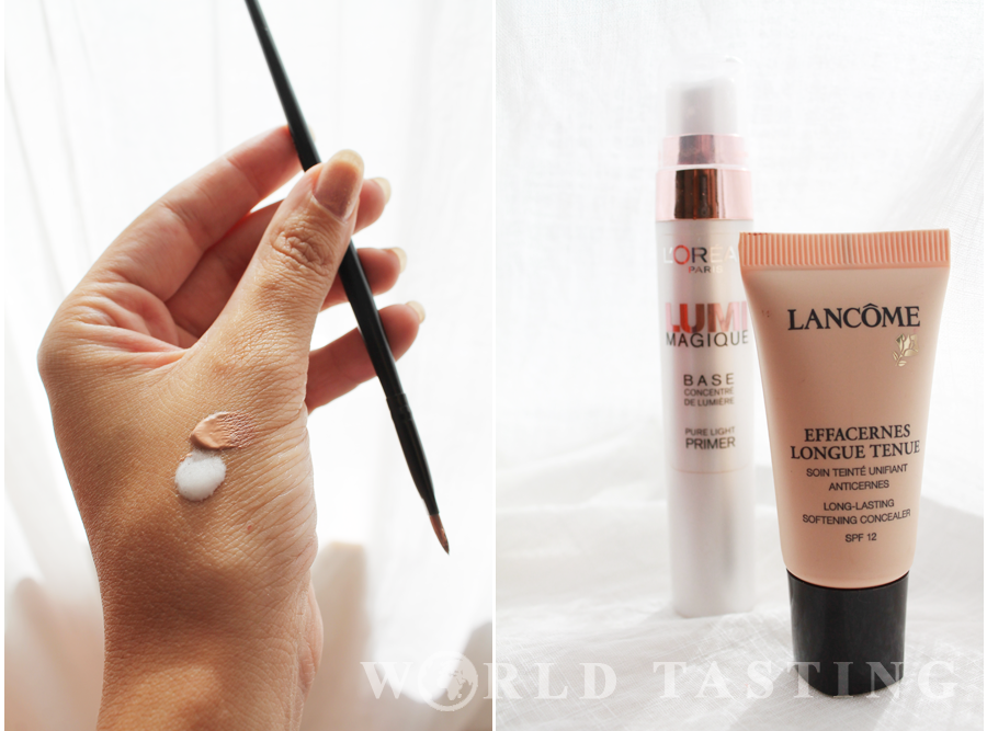 Lancome Effacernes & L'Oreal Magic Lumi