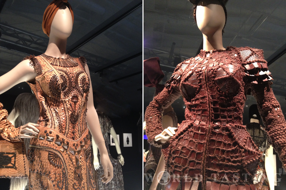 The world of Jean Paul Gaultier: from sidewalk to catwalk exhibition in Stockholm