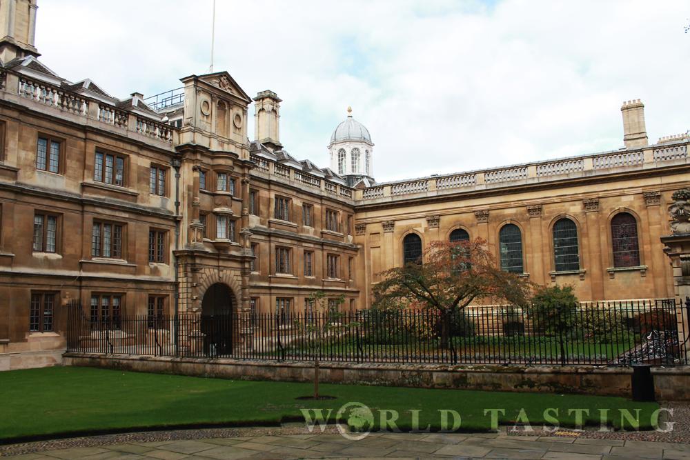 Cambridge Chronicles, King's College