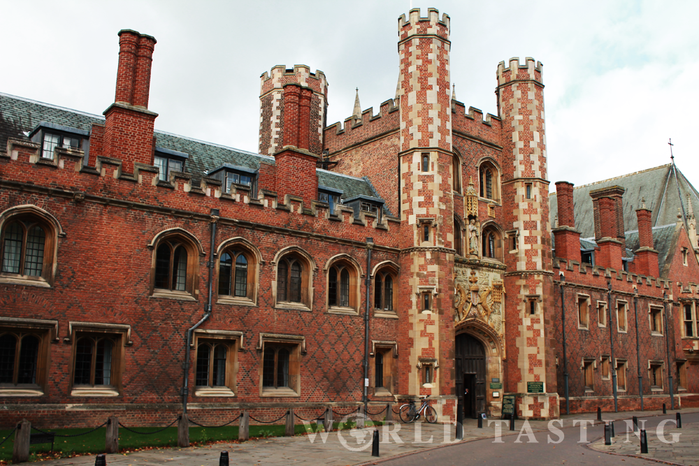 Cambridge Chronicles, St. John's College