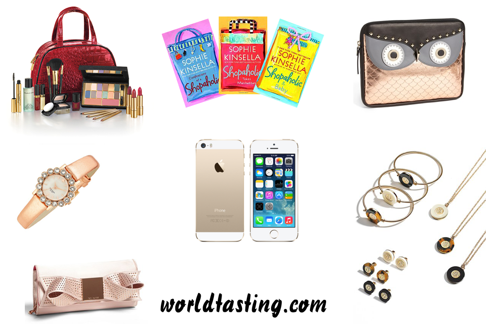 Holiday Gift Guide 2013 For Her
