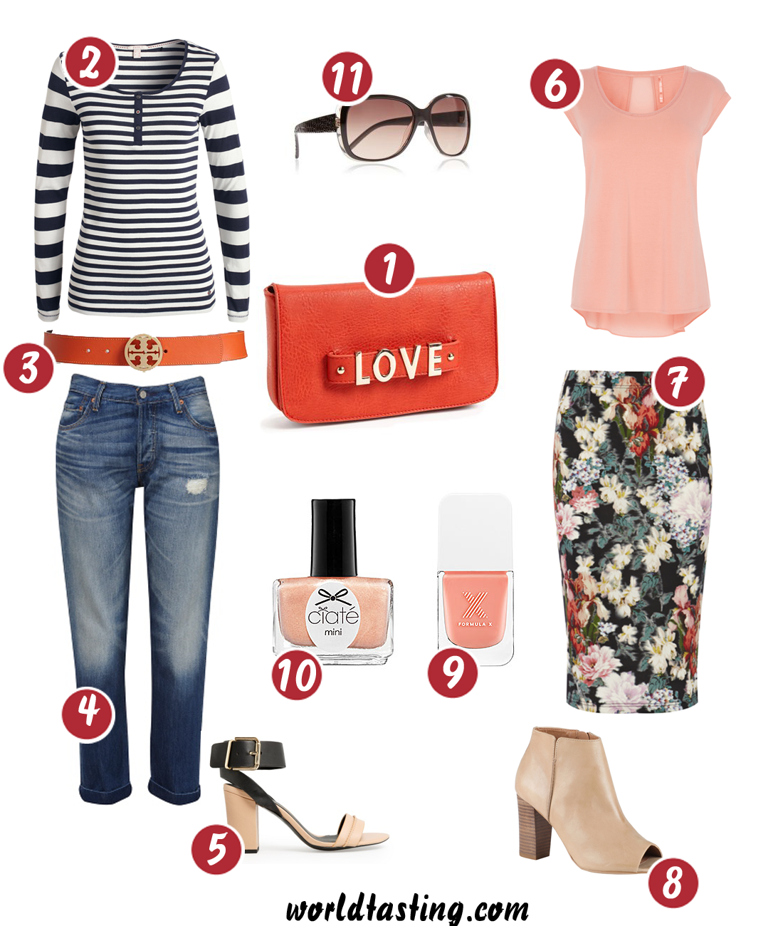 Women clothing spring ideas