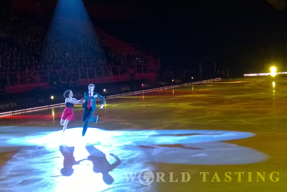 Art on Ice 2014 Stockholm