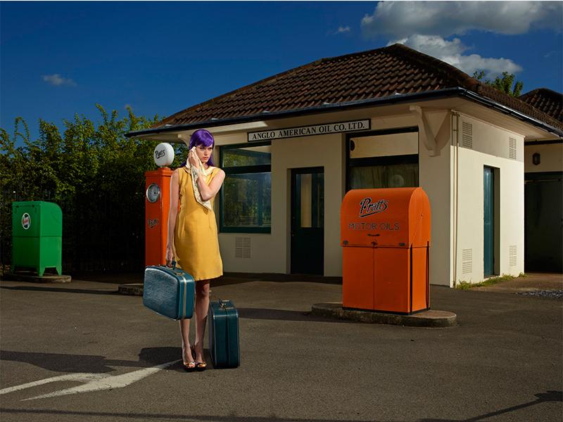 Julia Fullerton-Batten - Staged Reality - Fotografiska - Stockholm