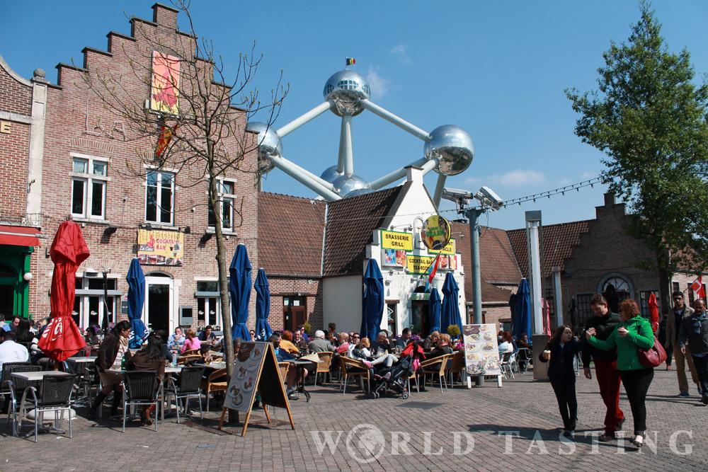 Village, Mini Europe, Brussels