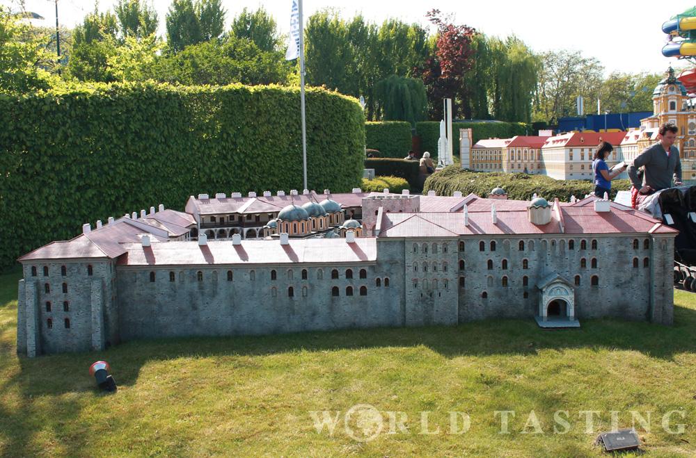 Rila Monastery - Mini Europe - Brussels