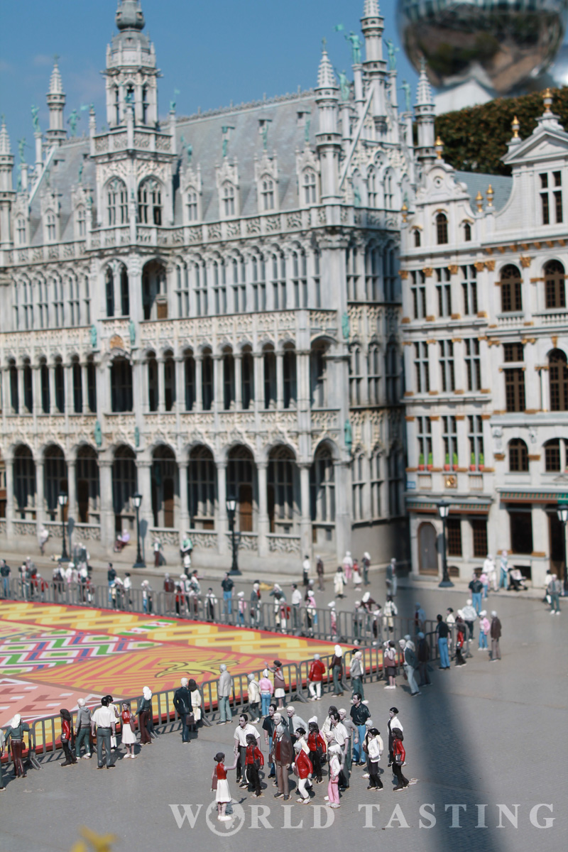 Grand Place - Brussels - Mini Europe