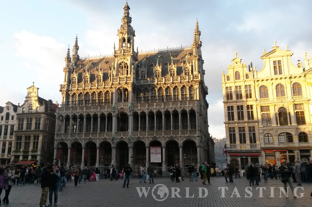 Grand Place - Brussels / Bruxelles - WorldTasting