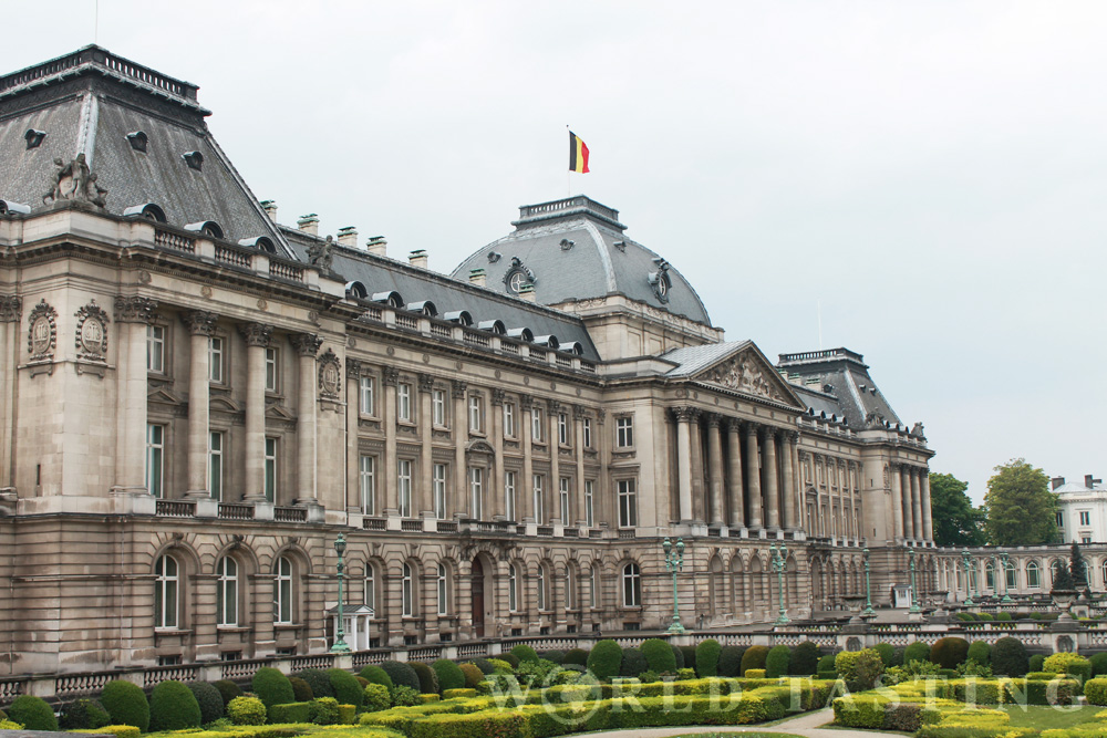 Royal Palace of Brussels - Palais de Bruxelles - WorldTasting