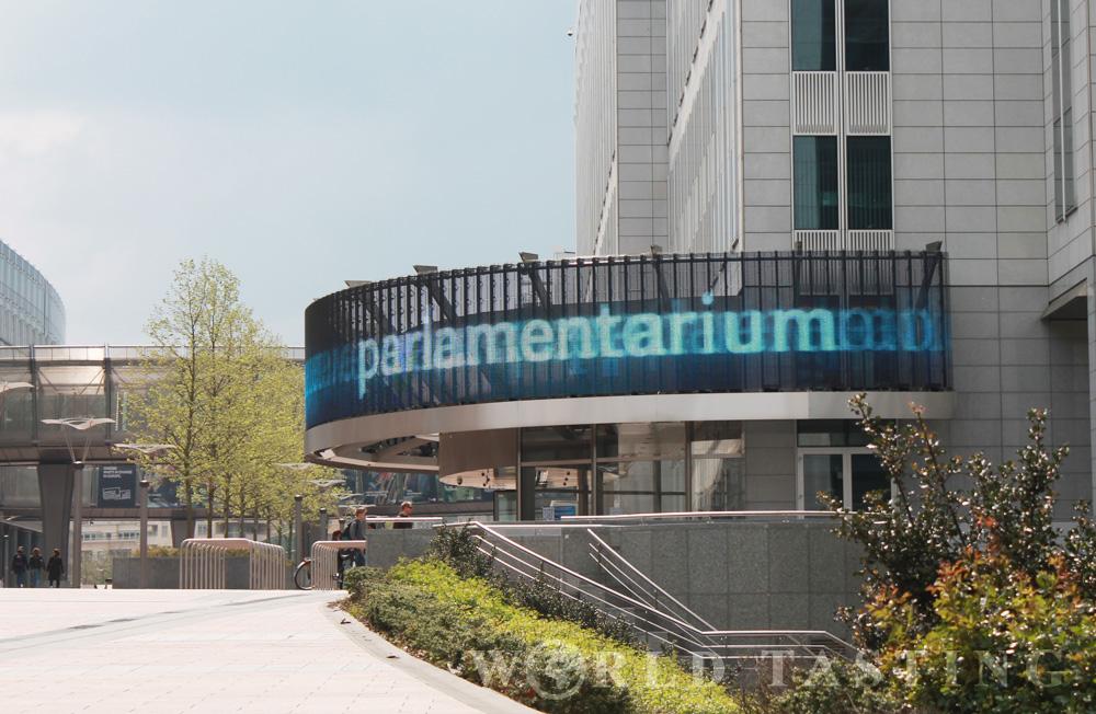 Parlamentarium - Brussels - WorldTasting