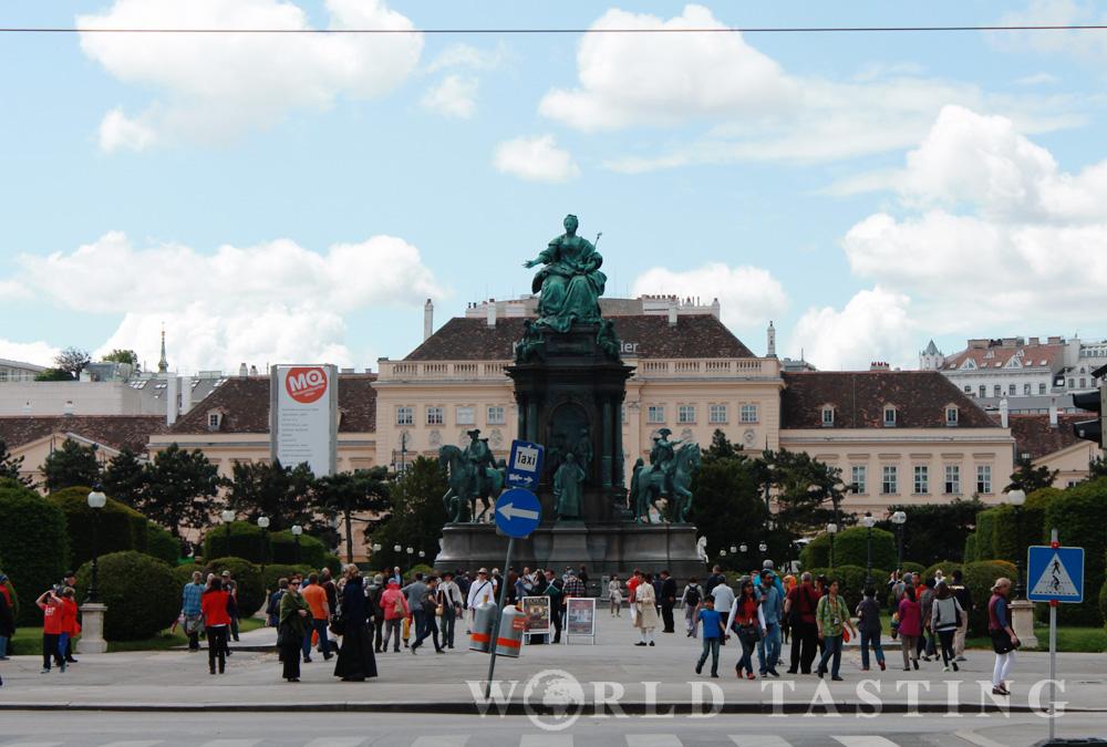 Museumsplatz Vienna
