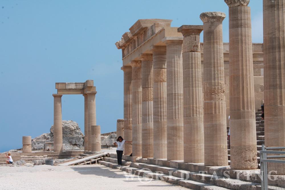 A day trip to Lindos, Rhodes / Rodos, Greece