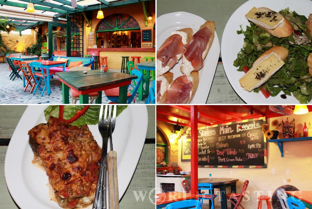 Restaurant Mandala Rhodes Old Town