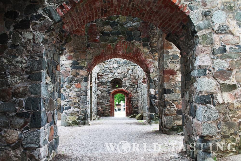 St. Olof church ruins, Sigtuna