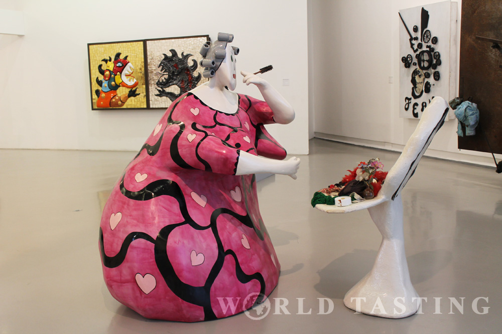 MAMAC - Niki de Saint Phalle Nice France
