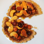 Healthy Nuts & Honey Oat Tarts Recipe