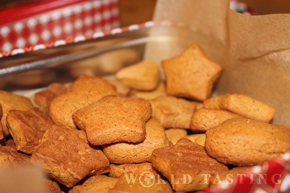 Traditional Swedish Gingerbread Cookies Recipe Pepparkakor Recept