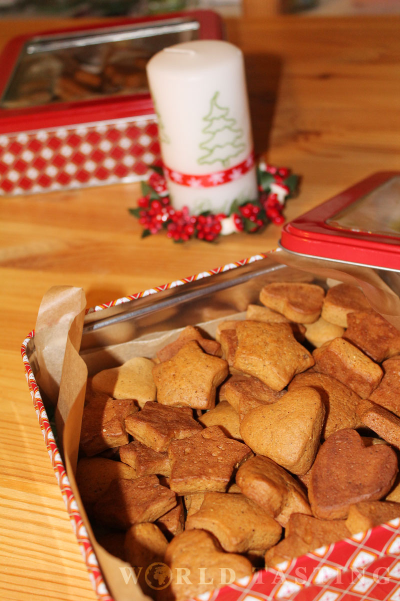 Традиционни шведски джинджифилови сладки