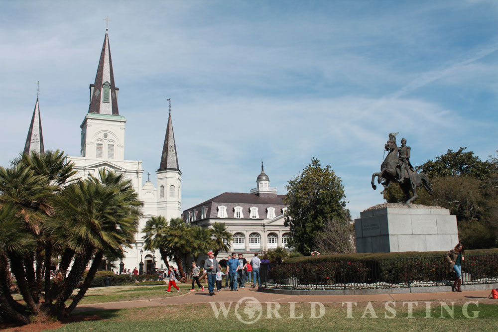 Jackson Square, New Orleans, Louisiana, NOLA