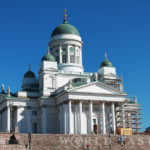 The Helsinki Cathedral, Helsinki, Finland