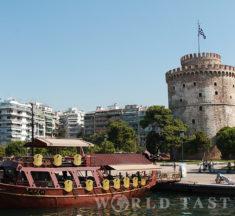 24 Hours in Thessaloniki / Greece