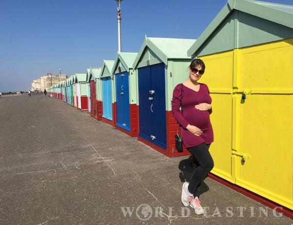 Brighton Pier & Hove Beach Huts